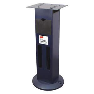 """DAYTON 400H50 Bench Grinder Stand,29""""x13-1/2""""x"""
