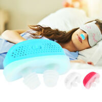 3 Type   Anti Snoring Devices Air Purifier Sleep Snore Stopper Nose Clip MR