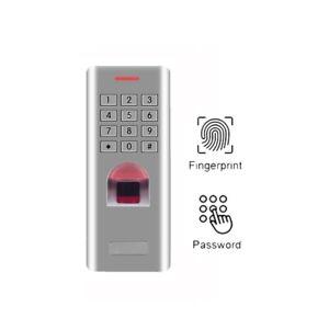 Fingerprint Code Zugangssystem Aufputz 12V DC IP66