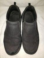 Wrangler Slip-on Loafers Memory Foam Size 13 Blue Denim USED