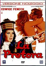 LA PRETORA (EDWIGE FENECH) - DVD NUOVO E SIGILLATO, PRIMA STAMPA, UNICO E RARO!