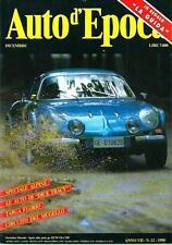 Auto d'Epoca n.12 del 1990 : Speciale Alpine, Dick Tracy, Targa Florio, Mugello,