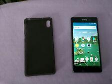 Sony  Xperia Z2 D6503 - 16GB - Schwarz (Ohne Simlock) Smartphone