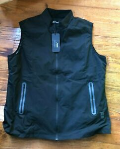 VINMORI XL LIGHTWEIGHT USB HEATED VEST USES RECHARGEABLE BATTERY (NOT INCLUDED)