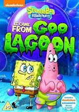 SpongeBob SquarePants It Came from Goo Lagoon [DVD] [2015]
