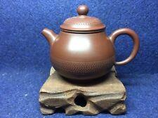 Chinese YiXing TeoChew Hand Made Clay Bao Tai Teapot - 150ml