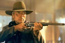 Clint Eastwood Unforgiven Shotgun 24X18 Poster Print