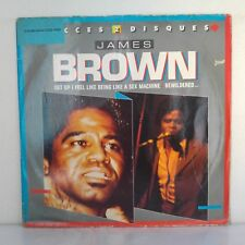"""James Brown – Sex Machine - Recorded Live At Home In Augusta,Georgia (2x12"""",LP)"""
