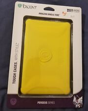 Trident Perseus Yellow Amazon Kindle Fire Case & Screen Protector