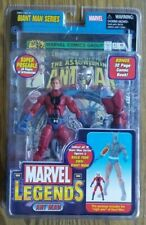 Marvel Legends Ant Man Giant Man Series Action Figure by Toy Biz