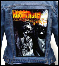 ARCTURUS - La Masquerade Infernale --- Giant Backpatch Back Patch