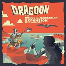 Dragoon, The Rogue & Barbarian Expasion, New by Lay Waste Games, English Edition