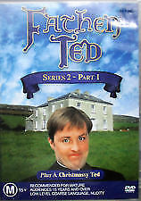Father Ted Series 2 - Part 1 (DVD) Regon 4 Very Good Condition