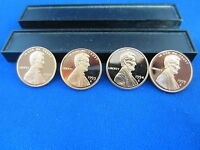 1995-S  Lincoln Cent Deep Cameo Mirror Proof Bright Red Upper Grading Ranges