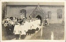 Yoxford photo, Saxmundham posted ' Waiting for the Bride '. Wedding.