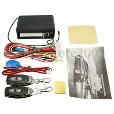 Universal Car Auto Remote Control Central Door Locking Keyless Entry System Kit