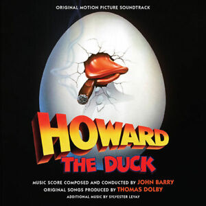 Howard the Duck - 3 x CD Complete Score Boxset - Limited Edition - John Barry