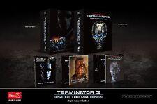 Terminator 3: Rise of the Machines HDZeta Triple Box Set SteelBook (No. 292)