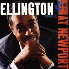 Duke Ellington Complete at Newport 2 Disc CD Jazz Big Band 1999