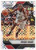 2016-17 Panini Prizm Basketball Starburst Prizm #27 Jerian Grant Bulls