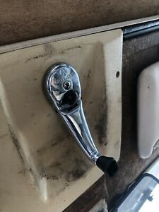 VOLVO 740 Sunroof Crank Gear Set OEM Original Golde 1989 RARE!! 662 636 870 Roof