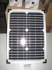 Coleman  Deer Feeder 25 Watt 12 Volt  Crystalline Solar Panel 12V 25W