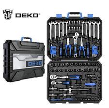 118 PCS Auto Repair Tool Kit Professional Tool Set Combination Package Socket
