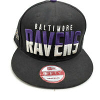 Baltimore Ravens Ball Cap New Era 9 Fifty Snapback Adjustable  Football NFL