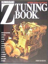 Kawasaki Z Tuning Guide Book