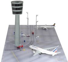 Herpa Wings Airport tower construction kit 39 cms High for 1:200 scale airport