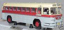 1/43 DIP Models 112707 russian soviet bus ZIS 127 Leningrad-Moscow 1957  USSR