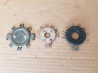 Vintage Spark Plug Gauge Lot of 3, Mechanic Collectible
