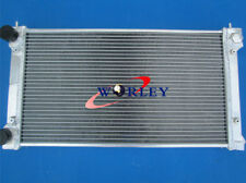 ALUMINUM ALLOY RADIATOR for volkswagen VW GOLF MK1/2 GTI/SCIROCCO 1.6 1.8 8V MT