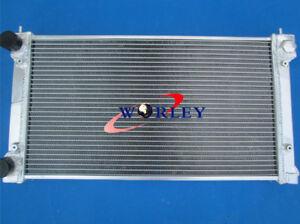 For volkswagen VW GOLF MK1/2 GTI/SCIROCCO 1.6 1.8 8V MT ALUMINUM ALLOY RADIATOR