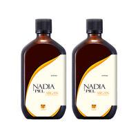 BANAMIMI NADIA PIEL Argan Treatment Hair Oil 100ml x 2ea Hair Protector BEST
