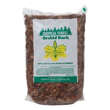 Orchid Bark, Perfect For Orchids and Bromeliads (1/4 cubic ft.)