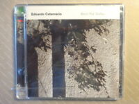 EDOARDO CATEMARIO  -  BACH FOR GUITAR  -  CD DECCA 2007  NUOVO E SIGILLATO