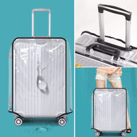 20-30'' Waterproof Travel Luggage Cover Protector Suitcase Dust Bag Anti Scratch