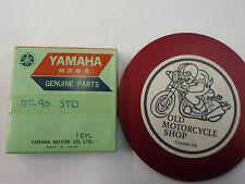 YAMAHA  PISTON  RINGS   DT90  N.O.S. 1G9-11611-00   STD. SIZE