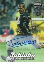 2017 Topps Major League Soccer Stadium Club Autograph 'Members Only' /20