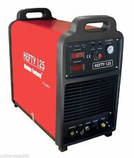 WELDER FANTASY PLASMA CUTTING PLASMA CUT 125A HEFTY