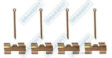 LDV CONVOY 2.5D Brake Pad Fitting Kit Front 96 to 06 Brakefit Quality Guaranteed