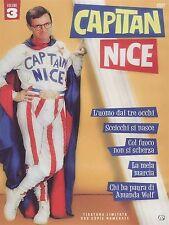 FILM DVD - CAPITAN NICE STAGIONE 3 EP. 11-15 SERIE TV LIMITATA E NUMERATA DVD