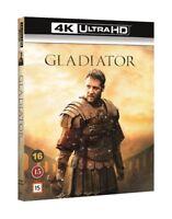 Gladiator 4K UHD + Blu Ray