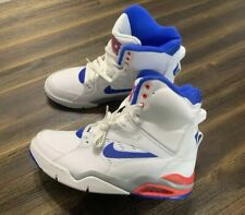 detailed pictures 4e1c0 cca66 Nike Air Command Force Pump Ultramarine 684715-101 Sz 9 New