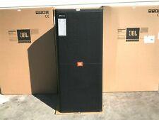 "JBL SRX725 PASSIVE DUAL 15"" HIGH POWER 2 WAY LOUDSPEAKER B-STOCK 6216-19 (ONE)"