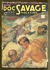 Doc Savage Pulp-July, 1935-Canadian Edition-Kenneth Robeson