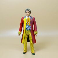"""doctor who The Sixth 6th Doctor  action figure 5.5"""" old"""