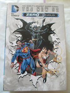 DC Comics: The New 52 Zero HC (The New 52) Hardcover . 2012