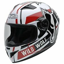 Nzi - Must II Casco Wild Wolf Multicolore L